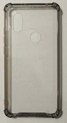 Силіконовий чохол Air Skin Xiaomi Redmi S2 Black, фото 2