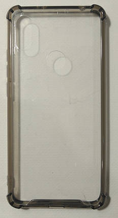 Силиконовый чехол Air Skin Xiaomi Redmi S2 Black, фото 2