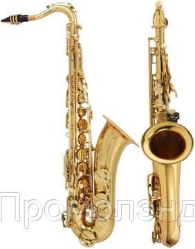 Саксофон тенор Bb, B Fis Solist M-tunes - Золотый