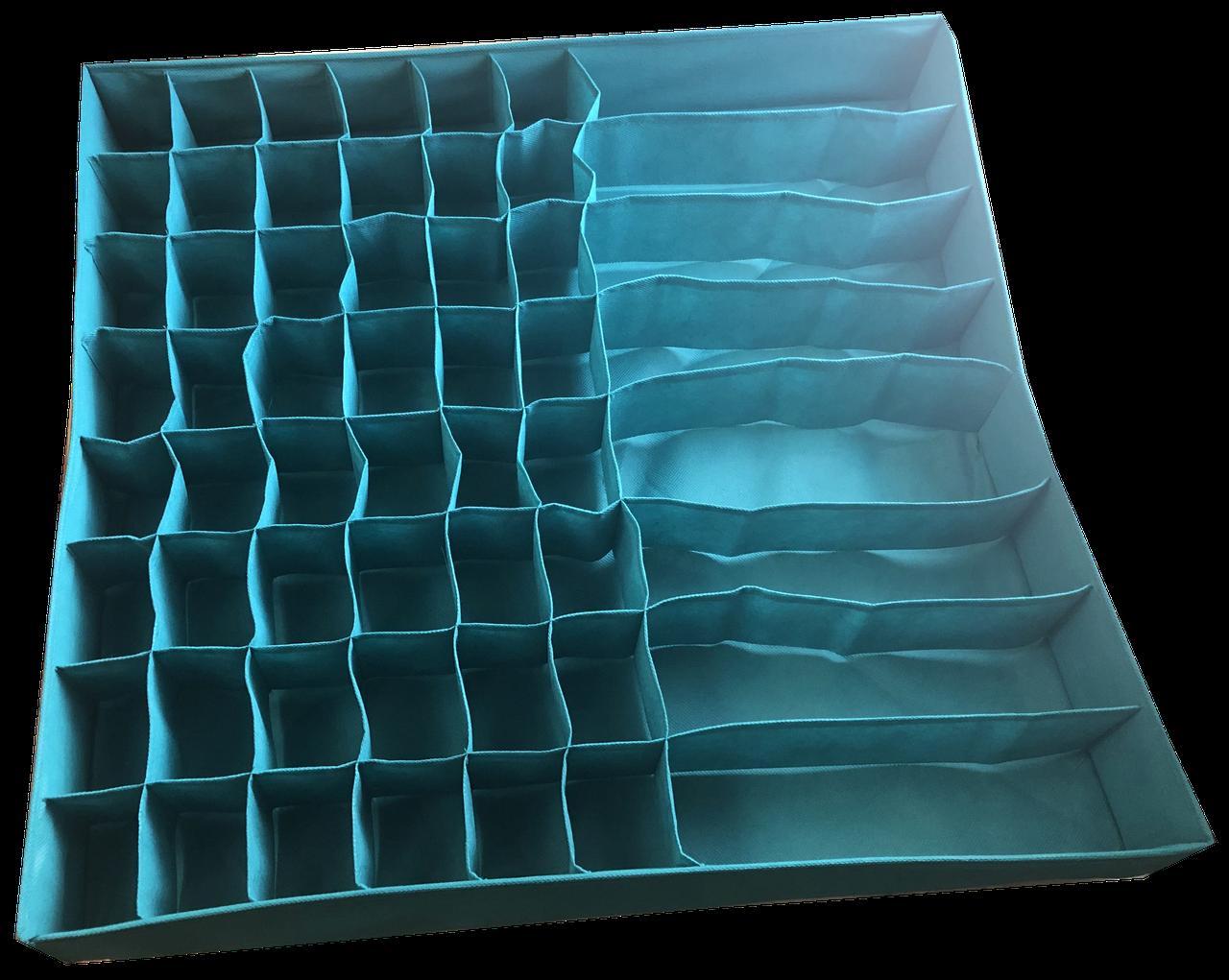 Органайзеры для белья по индивидуальным размерам (модель 65)