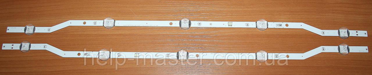 Комплект Led підсвічування 2015 SVS F-COM 32HD L5 REV1.4 150518 (LM41-00133A_LM41-00148A)