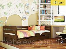 Кровать односпальная Нота 80 670х860х1980мм   Эстелла, фото 3