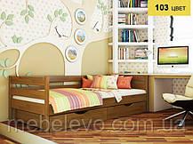 Кровать односпальная Нота 80 670х860х1980мм   Эстелла, фото 2