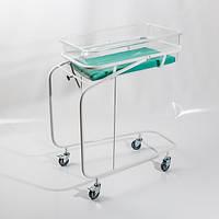 Кроватка новорожденного медицинская, фото 1