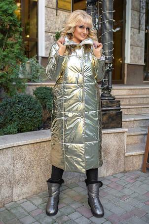 Куртки зимние женские больших размеров