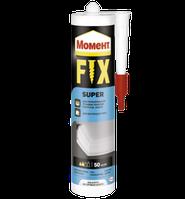 Клей Монтажний клей Момент FIX Super, 125 гр.(36 шт) УКТ ЗЕД:3506100098