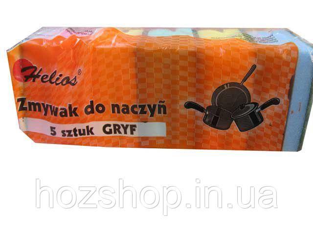 "Мочалка ""№W554 Польша (1 пач)"