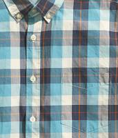 Рубашка шведка H&M мужская