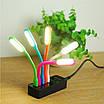 Мини USB LED подсветка для ноутбука, компьютера, фото 3