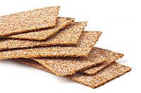 Линия хрустящих бездрожжевых хлебцев 50 - 100 кг/ч