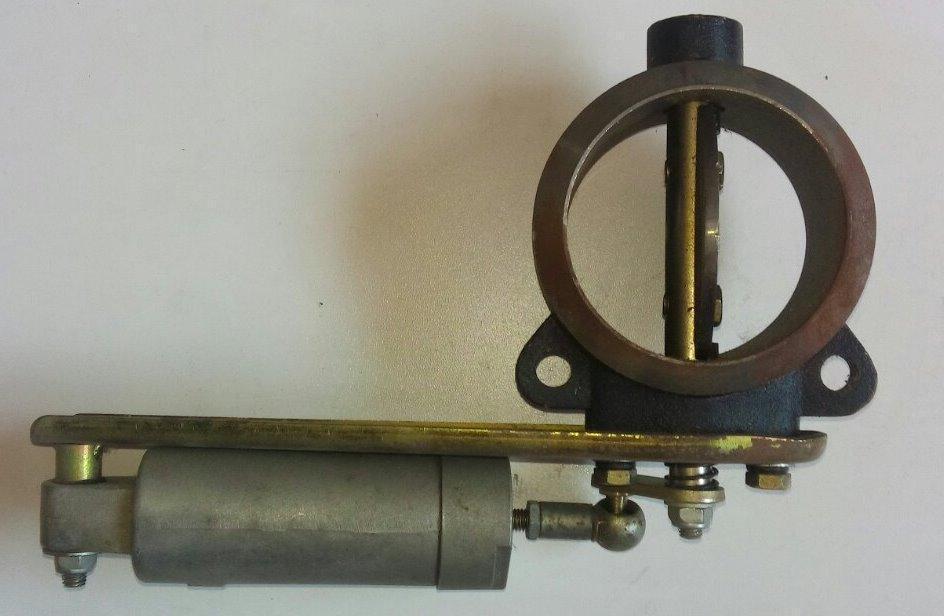 Горный тормоз в сборе БАЗ А148.