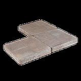 Тротуарная плитка «Венеция», серый, 40 мм, заводское качество, фото 4