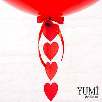 Воздушный шар-гигант с признанием в любви, фото 2