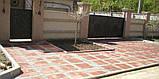 Тротуарная плитка «Венеция», белый, 40 мм, заводское качество, фото 3
