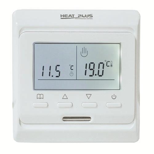 Терморегулятор HEAT PLUS TOP FLOOR M6.716 (программируемый) Heat Plus (Южная Корея)
