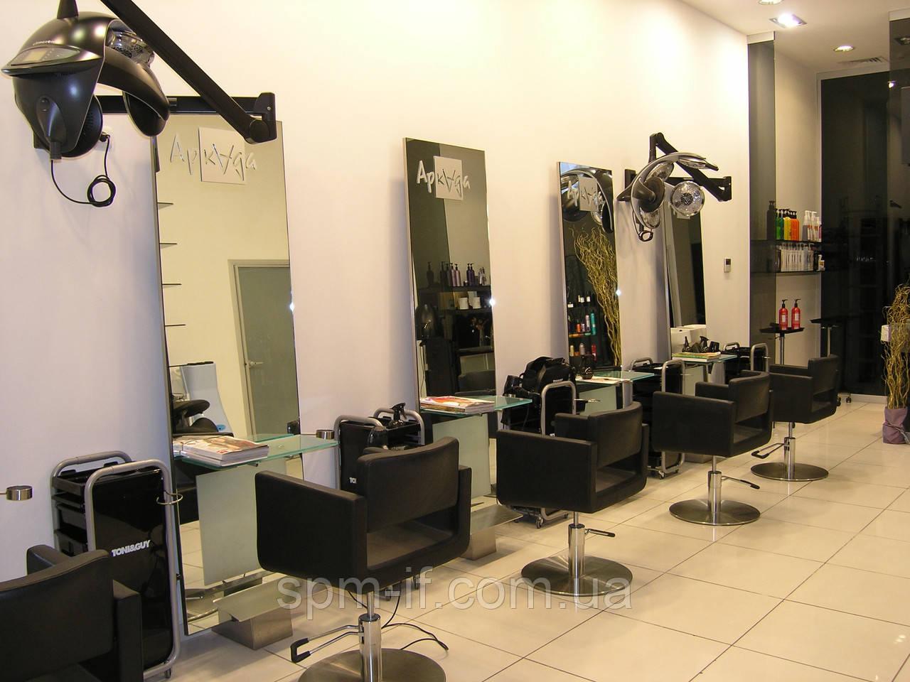 Вентиляція перукарні, салону краси