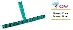 Держатель насадки-шубки пластиковый 35 см для мытья окон CPA 246