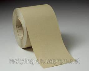 3M™ 04597 Абразивная бумага в рулоне 3M™ 255P (115мм x 50м), P150