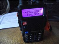 Радиостанция Baofeng UV-5R в Украине