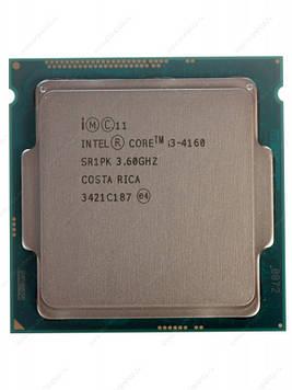 Процессор Intel Core i3-4160 3.60GHz (SR1PK) s1150, tray