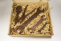 """Шоколадный набор для парня """"Инструменты 2""""."""