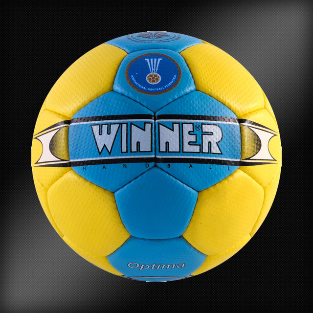М'ячі гандбольні, для регбі, для американського футболу