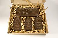 """Шоколадный набор """"Финансовое благополучие"""".  Оригинальный подарок парню"""