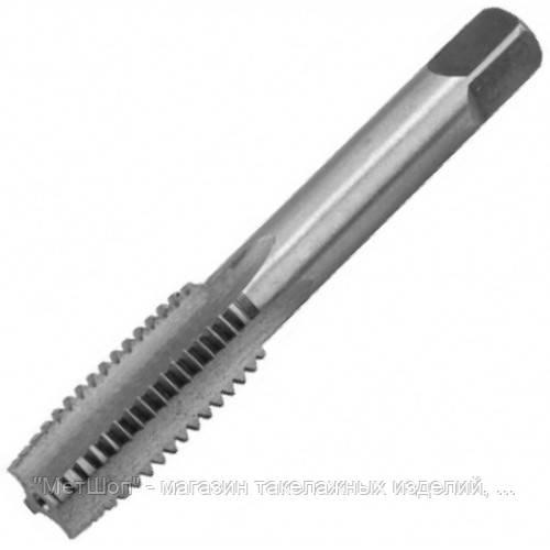 Метчик для нарезания резьбы10х1,0 мм