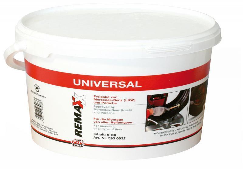 Монтажная паста UNIVERSAL 5 кг Rema Tip-Top 5930632 (Германия)