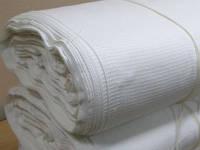 Вафельное полотно отбеленное  в рулонах