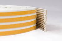 Уплотнители резиновые самоклеящиеся для шкафов и др.столярных изделий
