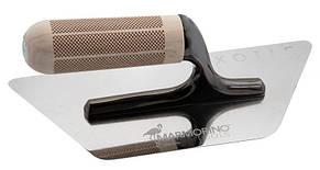 Гладилка трапециевидная X-Trowel Trapezoidal Exotic. Marmorino Tools