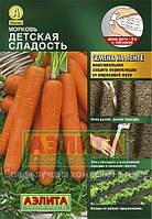 Морковь (на ленте) Детская сладость