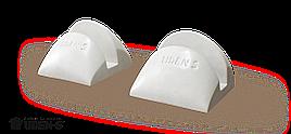 Ножки-сферы для керамогранитного обогревателя UDEN-S (Украина)