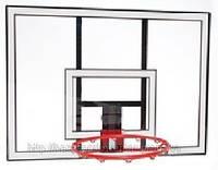 Щит баскетбольный игровой из оргстекла