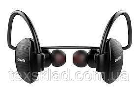 Беспроводные блутуз наушники AWEI A847BL (Bluetooth)