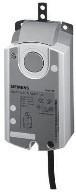 Siemens GDB161.2E, 125N, без возвр.пружины, 0-10 В, 24В AC