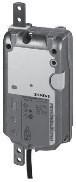 Siemens GEB161.2E, 400N, без возвр.пружины, 0-10 В, 24В AC