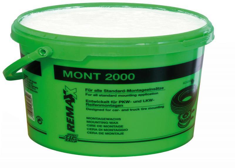 Монтажная паста MONT 2000 5кг Rema Tip-Top 5931851 (Германия)