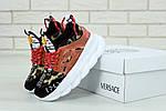 Женские кроссовки Versace, фото 4