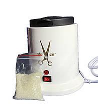 Стерилізатор кварцовий для інструментів кульковий,,гасперленовый металевий корпус