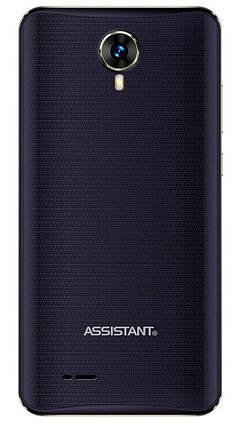 Смартфон Assistant Surf AS-5421 Blue Гарантия 12 месяцев, фото 2