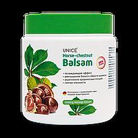 Массажный гель с экстрактом конского каштана Ecolek-pro Unice Horse-chestnut balsam 500 мл (2314001)