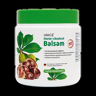 Массажный гель с экстрактом конского каштана Ecolek-pro Unice Horse-chestnut balsam 500 мл (2314003)