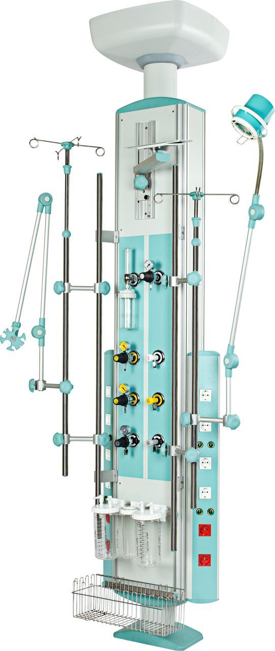 Вертикальный реанимационный модуль — стандартный