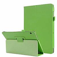 "Чехол книжка для Huawei Mediapad T5 10 AGS2-L09 L03 AGS2-W09 W19 10.1"" TTX Leather Book Зеленый"