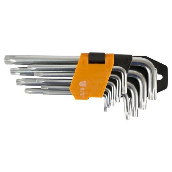 Набор Г-образных ключей TORX T10--50 набор 9шт.