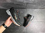 Мужские кроссовки Columbia Montrail (серо-оранжевые), фото 6