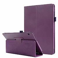 "Чехол книжка для Huawei Mediapad T5 10 AGS2-L09 L03 AGS2-W09 W19 10.1"" TTX Leather Book Фиолетовый"