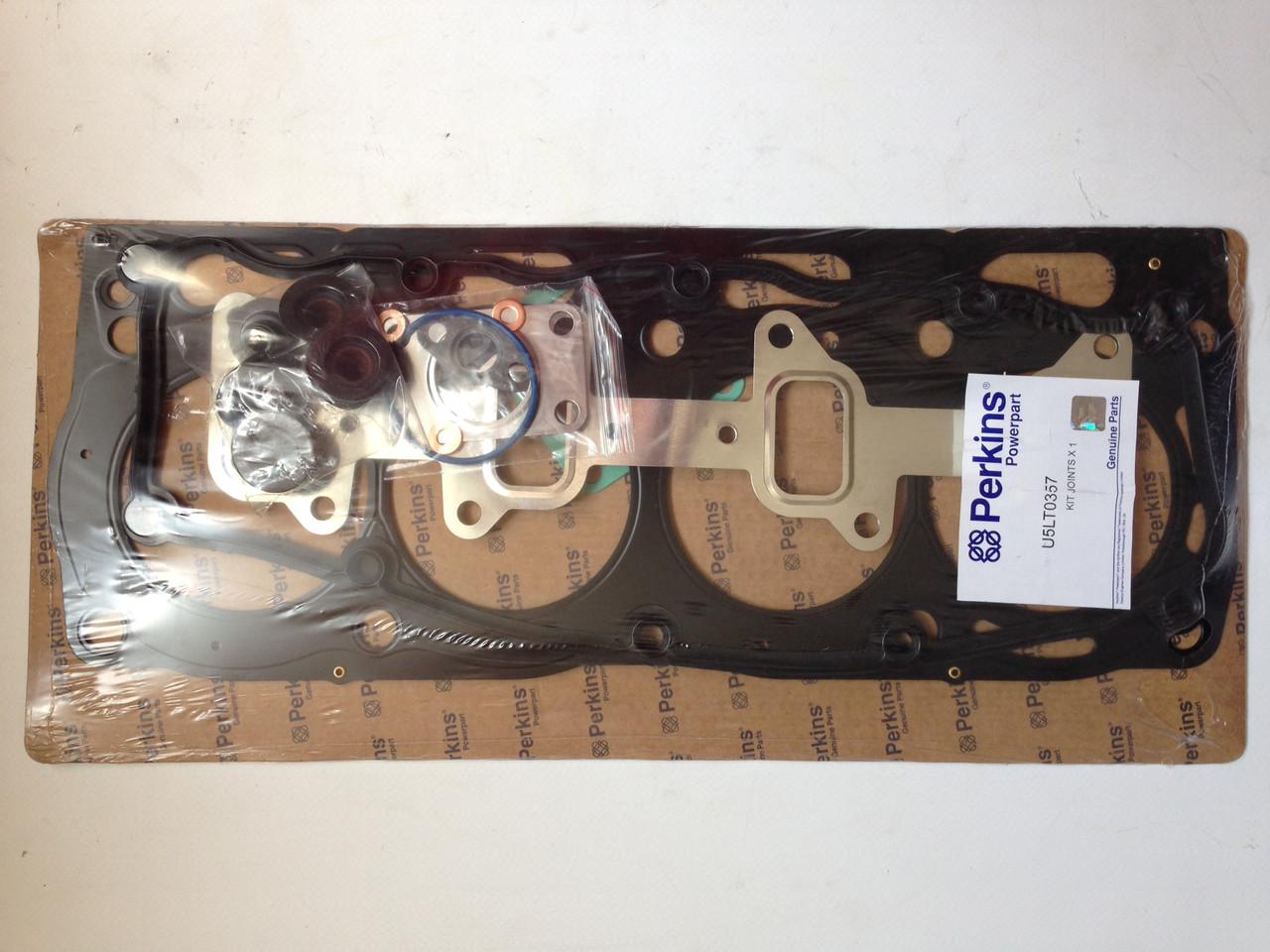 Комплект прокладок верхний Perkins 1104 U5LT0357, 4225163M91
